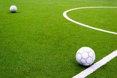 πεδίο futsal Στοκ φωτογραφίες με δικαίωμα ελεύθερης χρήσης