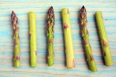 Πελαργοί Aparagus Στοκ φωτογραφία με δικαίωμα ελεύθερης χρήσης