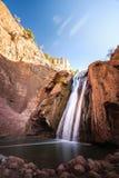 Πηγές Oum ER Rbia, εθνικό πάρκο Aguelmam Azigza, Μαρόκο Στοκ Φωτογραφία