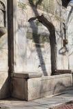 πηγή ιστορική Στοκ Φωτογραφίες