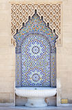 πηγή Μαροκινός στοκ φωτογραφίες
