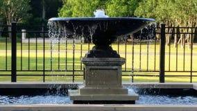 Πηγή νερού στο πάρκο στοκ φωτογραφίες
