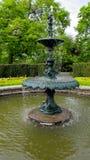 Πηγή νερού στο πάρκο Στοκ φωτογραφίες με δικαίωμα ελεύθερης χρήσης