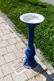 Πηγή νερού Στοκ Φωτογραφία