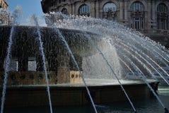 Πηγή νερού Στοκ εικόνα με δικαίωμα ελεύθερης χρήσης