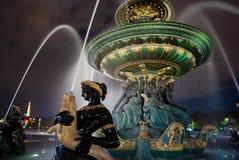 πηγή Παρίσι Στοκ εικόνες με δικαίωμα ελεύθερης χρήσης