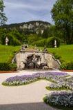 Πηγή Ποσειδώνα, Linderhof Γερμανία 3 Στοκ φωτογραφία με δικαίωμα ελεύθερης χρήσης