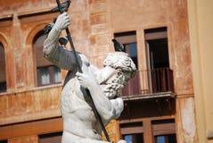 Πηγή Ποσειδώνα στη Ρώμη, Ιταλία Στοκ Φωτογραφίες