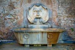 πηγή Ρωμαίος Στοκ Εικόνες