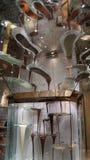 Πηγή σοκολάτας στο Μπελάτζιο στο Λας Βέγκας στοκ εικόνες με δικαίωμα ελεύθερης χρήσης