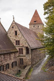 Πηγή στο μοναστήρι Maulbronn Στοκ Φωτογραφίες