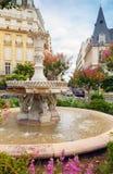 Πηγή της θέσης Francois 1er, Παρίσι, Γαλλία Στοκ Εικόνες
