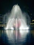 Πηγή του Ντουμπάι στοκ εικόνα με δικαίωμα ελεύθερης χρήσης