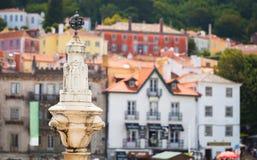 Πηγή του παλατιού Sintra, Πορτογαλία Στοκ φωτογραφία με δικαίωμα ελεύθερης χρήσης