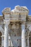 Πηγή Antoninus Sagalassos σε Isparta, Τουρκία Στοκ Εικόνες