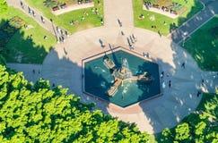 Πηγή Archibald στο Σίδνεϊ Όμορφη εναέρια άποψη Στοκ Εικόνες