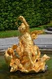 Πηγή Cupid, Linderhof Γερμανία Στοκ εικόνα με δικαίωμα ελεύθερης χρήσης