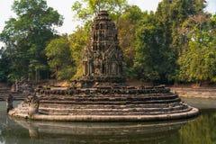 Πηγή Jayatataka, Καμπότζη Στοκ φωτογραφία με δικαίωμα ελεύθερης χρήσης