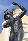 πηγή merkur Στοκ φωτογραφίες με δικαίωμα ελεύθερης χρήσης