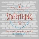 Πηγή STREETTHING τέχνη διανυσματική απεικόνιση