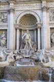 Πηγή TREVI, Ρώμη, Ιταλία Στοκ Εικόνες