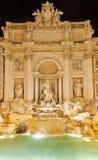 Πηγή TREVI στη Ρώμη στοκ εικόνες