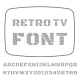 Πηγή TV Στοκ φωτογραφία με δικαίωμα ελεύθερης χρήσης