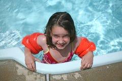 πηγαίνετε αφήνει την κολύμβηση στοκ εικόνα με δικαίωμα ελεύθερης χρήσης
