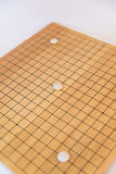 Πηγαίνετε, ιαπωνικό επιτραπέζιο παιχνίδι Στοκ φωτογραφίες με δικαίωμα ελεύθερης χρήσης