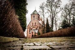 Πηγαίνετε στην εκκλησία! Στοκ Φωτογραφίες