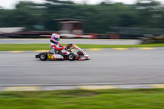 Πηγαίνετε kart αθλητισμός αγώνα στοκ φωτογραφία με δικαίωμα ελεύθερης χρήσης