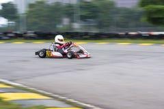 Πηγαίνετε kart αθλητισμός αγώνα στοκ φωτογραφίες