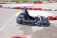 Πηγαίνετε kart όχημα στοκ εικόνες με δικαίωμα ελεύθερης χρήσης