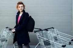 πηγαίνοντας κατάστημα Στοκ Φωτογραφία