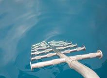 πηγαίνοντας ύδωρ μετάλλων  Στοκ φωτογραφία με δικαίωμα ελεύθερης χρήσης