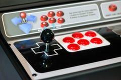 Πηδάλιο Arcade Στοκ Φωτογραφία
