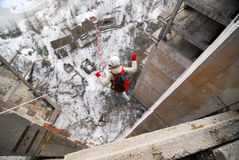 Πηδώντας υπόβαθρο θαμπάδων θέματος γεγονότος σχοινιών Στοκ φωτογραφίες με δικαίωμα ελεύθερης χρήσης