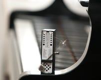 πιάνο μετρονόμων Στοκ εικόνες με δικαίωμα ελεύθερης χρήσης