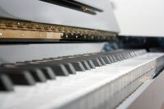 πιάνο πλήκτρων Στοκ Φωτογραφία