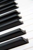 πιάνο πλήκτρων Στοκ εικόνες με δικαίωμα ελεύθερης χρήσης
