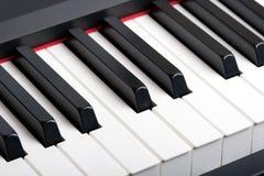 πιάνο πληκτρολογίων Στοκ Φωτογραφίες