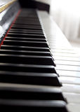 πιάνο πλήκτρων Στοκ εικόνα με δικαίωμα ελεύθερης χρήσης