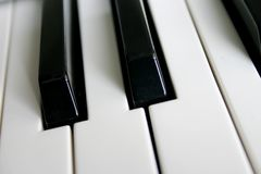 Πιάνο στοκ φωτογραφίες με δικαίωμα ελεύθερης χρήσης