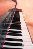 πιάνο Στοκ εικόνα με δικαίωμα ελεύθερης χρήσης