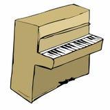 Πιάνο Στοκ Εικόνα