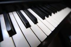 πιάνο Στοκ Εικόνες