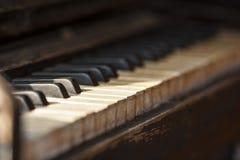 Πιάνο Στοκ Φωτογραφίες