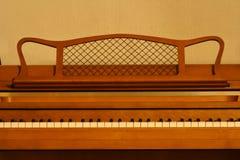 πιάνο Στοκ Φωτογραφία