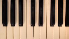 Πιάνο Olo στοκ φωτογραφία με δικαίωμα ελεύθερης χρήσης