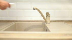 Πιάτα που πλένουν φιλμ μικρού μήκους